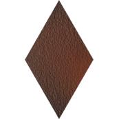 Плитка-декор напольный Paradyz Cloud 14.6x25.2, Brown Duro, Romb