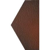 Плитка-декор напольный Paradyz Cloud 14.8x26, Brown Duro, Polowa
