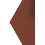 Плитка-декор напольный Paradyz Cloud 14.8x26, Rosa, Polowa