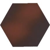 Напольная плитка Paradyz Cloud 26x26, Brown, Heksagon