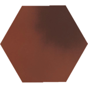 Напольная плитка Paradyz Cloud 26x26, Rosa, Heksagon