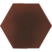 Напольная плитка Paradyz Cloud 26x26, Rosa Duro, Heksagon, структура