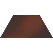Плитка-декор напольный Paradyz Cloud 29.6x12.6, Brown, Trapez