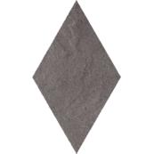 Плитка-декор напольный Paradyz Taurus 14.6x25.2, Grys, Romb