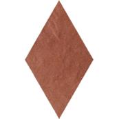 Плитка-декор напольный Paradyz Taurus 14.6x25.2, Rosa, Romb