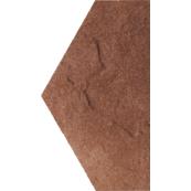 Плитка-декор напольный Paradyz Taurus 14.8x26, Brown, Polova