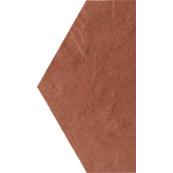 Плитка-декор напольный Paradyz Taurus 14.8x26, Rosa, Polova