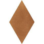Плитка-декор напольный Paradyz Aquarius 14.6x25.2, Brown, Romb