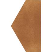 Плитка-декор напольный Paradyz Aquarius 14.8x26, Brown, Polowa