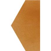 Плитка-декор напольный Paradyz Aquarius 29.6x12.6, Beige, Trapez