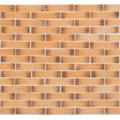 Kаменный млын Stone Mill Кирпич классический настенная 240x50 оранжевый