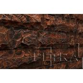 Декоративный Камень Petra Карфаген Настенная 30x10, коричневый