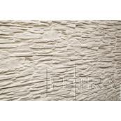 Декоративный Камень Petra Сахара Настенная 37x8,5, белый
