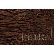Декоративный Камень Petra Сахара Настенная, угол 29x8,5, коричневый