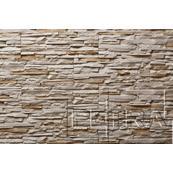 Декоративный Камень Petra Спарта Настенная 37x12 бежевый