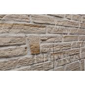 Декоративный Камень Petra Рим Настенная, угол 17,5, 12x40 бежевый