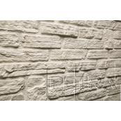Декоративный Камень Petra Рим Настенная, угол 17,5, 12x40 белый