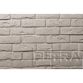 Декоративный Камень Petra Византийский кирпич Настенная 225x65 белый