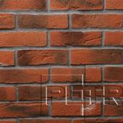 Декоративный Камень Petra Византийский кирпич Настенная, угол 18, 8x65 белый