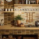 Специфика и особенности выбора керамической плитки для кухни.